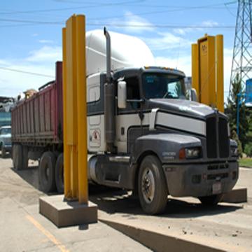 Radcomm Vehicle Monitoring Radiation Systems